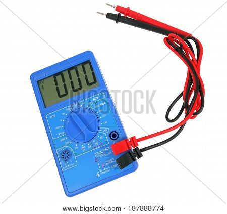 the Voltage tester on a white background