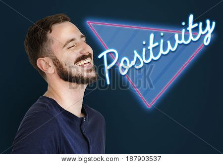 Positivity Optimistic Attitude Word