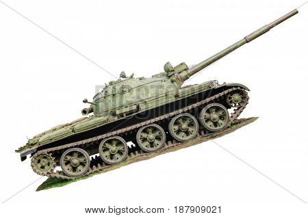 Tank made in Soviet Union