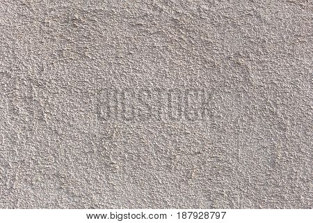 Light Gray Rough Texture Of The Wall Or Homogeneous Background Pattern