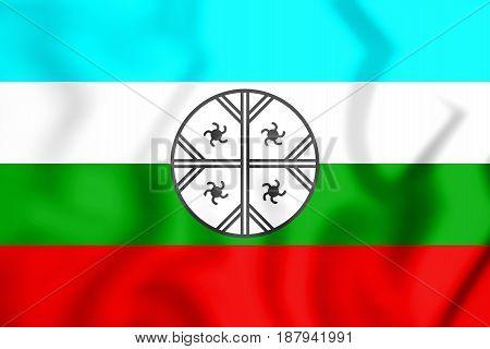 Huenteche_flag