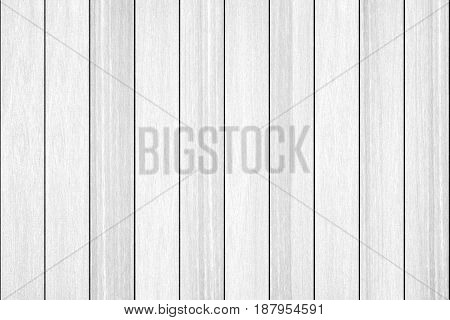 Wood White Plank Texture Background