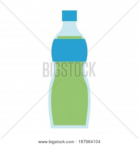 soda bottle  beverage icon image vector illustration design