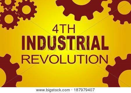 4Th Industrial Revolution Concept