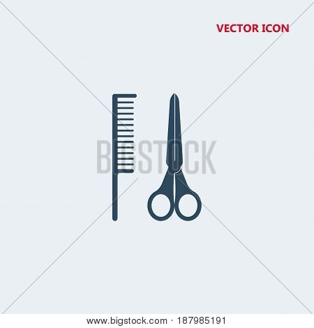 scissors and comb Icon, scissors and comb Icon Eps10, scissors and comb Icon Vector, scissors and comb Icon Eps, scissors and comb Icon Jpg, scissors and comb Icon Picture