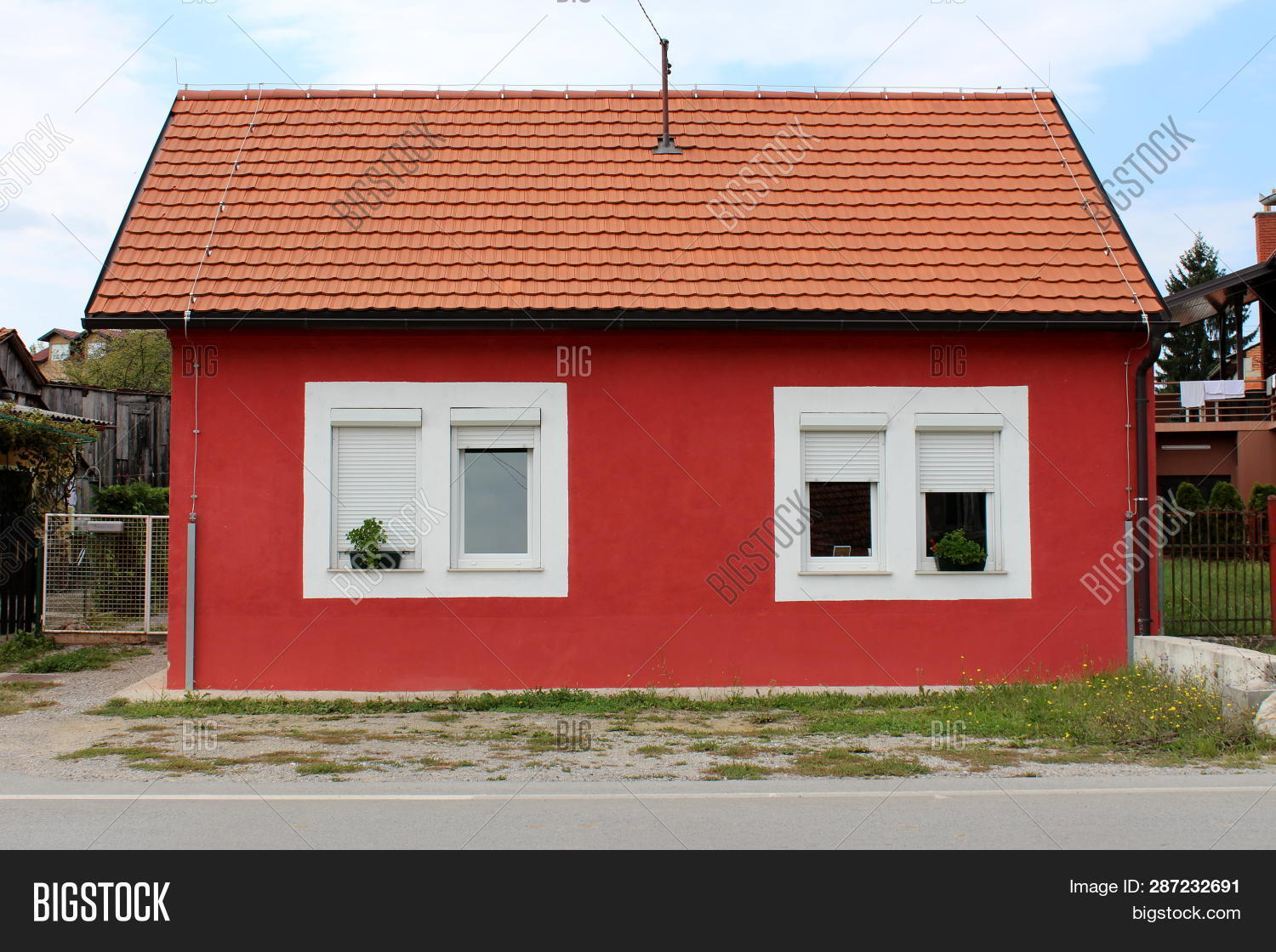 Completely Renovated Image Photo Free Trial Bigstock