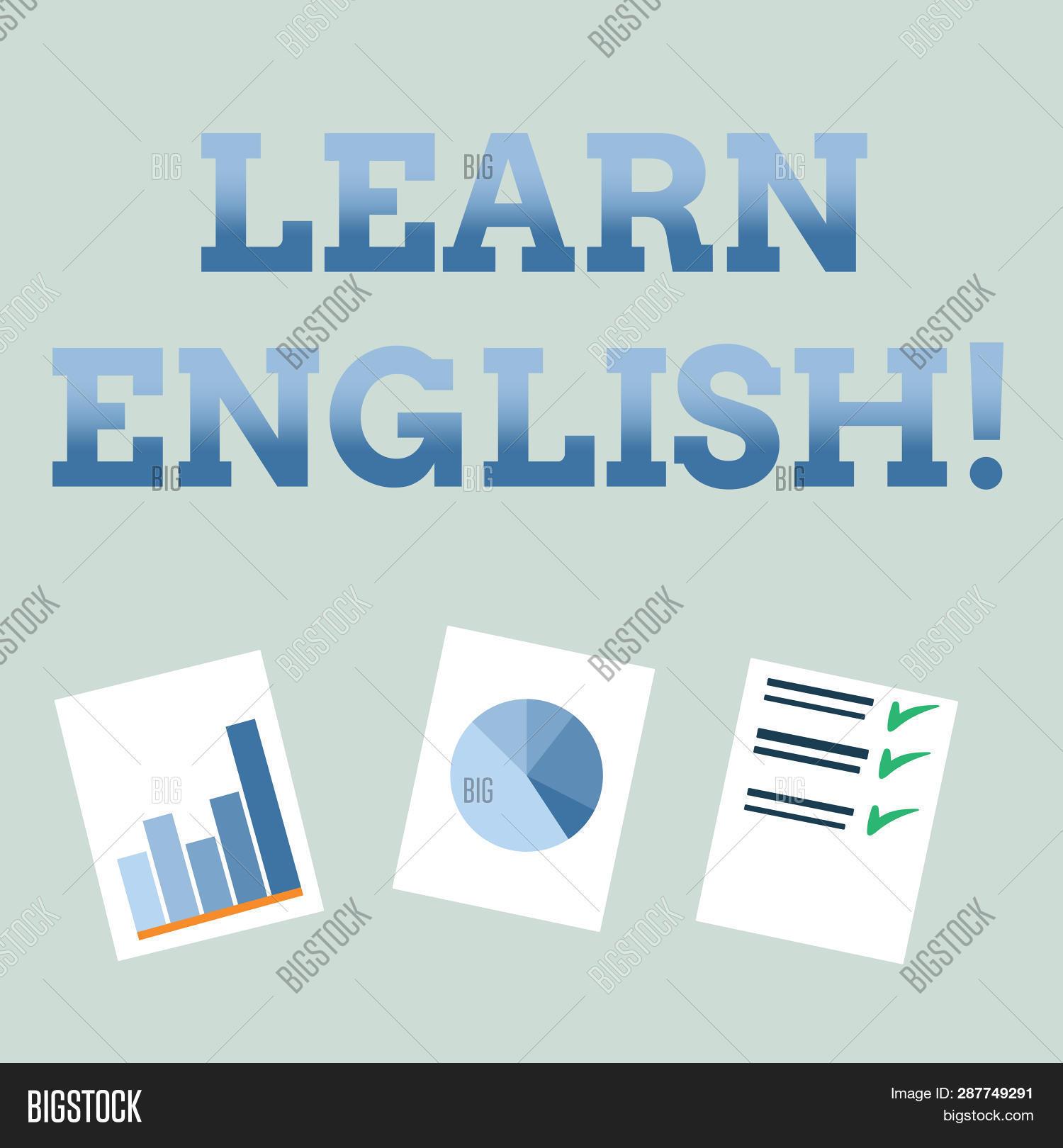 Handwriting Text Learn Image & Photo (Free Trial) | Bigstock