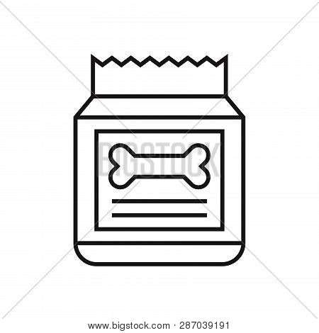 Canned Food Icon Isolated On White Background. Canned Food Icon In Trendy Design Style. Canned Food