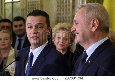 Sorin Mihai Grindeanu - Proposal For The Prime Minister Of Romania.