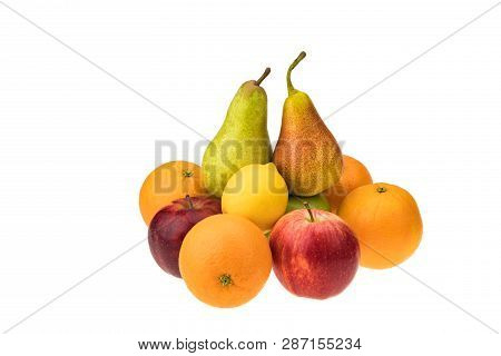 Compare Apples, Oranges And Pears. Differentiation And Comparison.