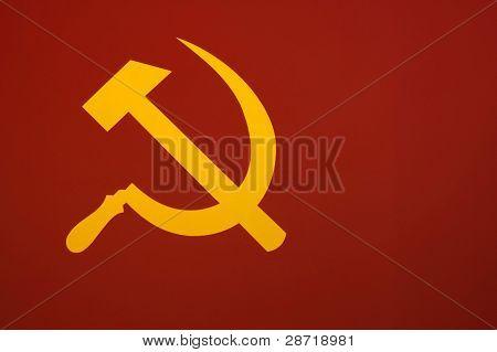 Sovjetiska flaggan
