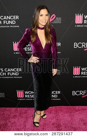 LOS ANGELES - FEB 28:  Monique Lhuillier at the Women's Cancer Research Fund's An Unforgettable Evening at the Beverly Wilshire Hotel on February 28, 2019 in Beverly Hills, CA