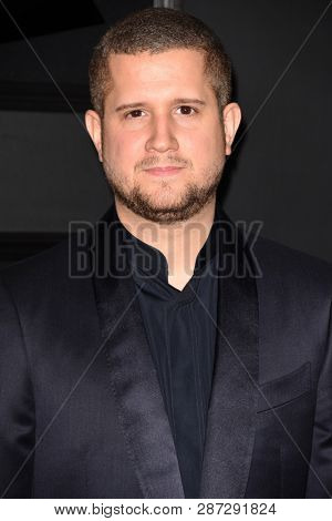 LOS ANGELES - FEB 10:  Cid at the 61st Grammy Awards at the Staples Center on February 10, 2019 in Los Angeles, CA