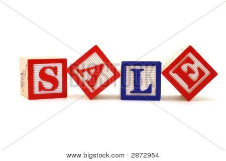 Sale Wooden Blocks