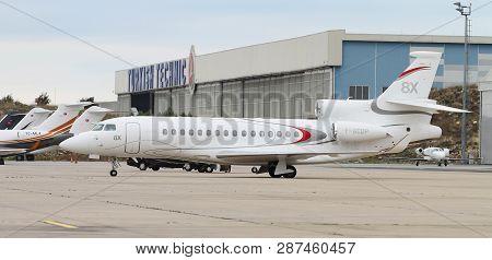 Dassault Aviation Dassault Falcon 8X In Istanbul Airshow