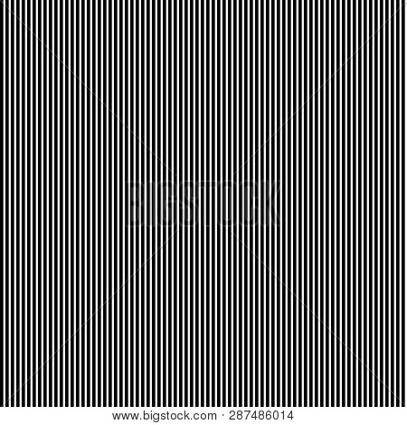 Vertical Straight Lines With  The Black:white (thickness) Ratio Equal With 5:3 Fibonacci Ratio (the