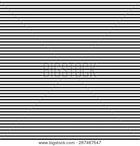 Horizontal Straight Lines With  The White:black (thickness) Ratio Equal With 8:5 Fibonacci Ratio (th
