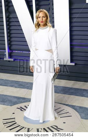 BEVERLY HILLS - FEB 24: Rachel Zoe at the 2019 Vanity Fair Oscar Party at The Wallis Annenberg Center for the Performing Arts on February 24, 2019 in Beverly Hills, CA