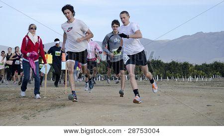 Biathlon Runners