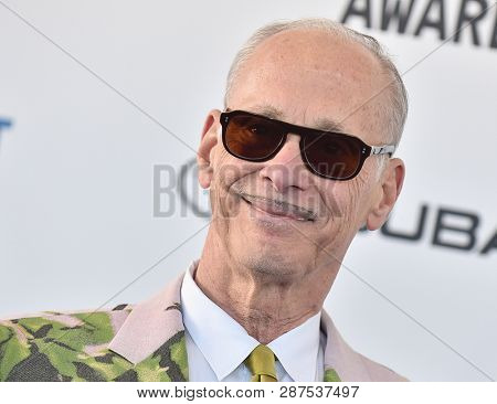 LOS ANGELES - FEB 23:  John Waters arrives for the 2019 Film Independent Spirit Awards on February 23, 2019 in Santa Monica, CA