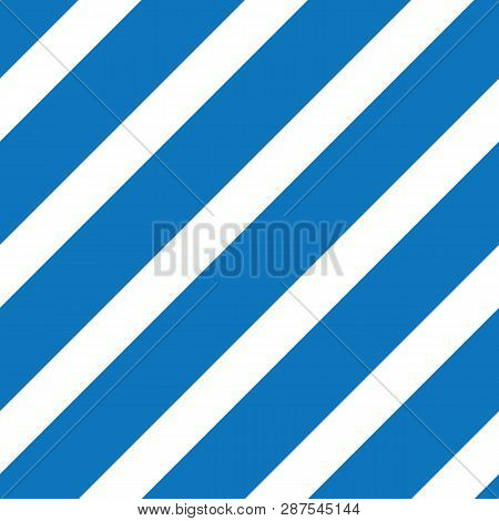 Oblique (45 Degrees) Straight Lines With  The Blue:white (thickness) Ratio Equal With 89:55 Fibonacc