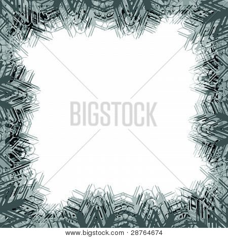 Monochromatic Abstract Background