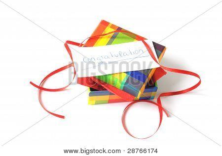 Opened Present