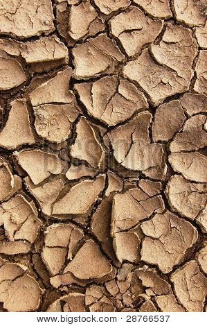 Drought Soil