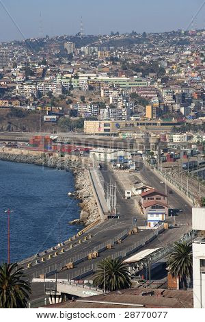 Valparaiso Harbor