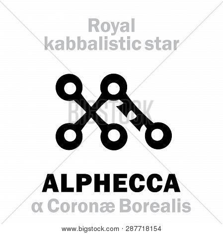 Astrology Alphabet: Alphecca (alpha Coronae Borealis / Gemma), Corona Borealis (the Northern Crown),
