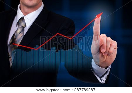Business Development To Success And Growing Growth Concept.