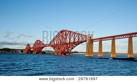 The Forth Bridge, finally, painted!