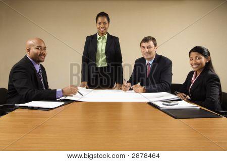 Office Meeting.