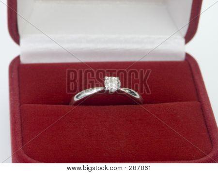 Diamond Ring Valentines Day Gift