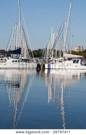 St.Petersburg Boat Docks