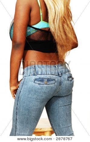Young Jamaican Girl