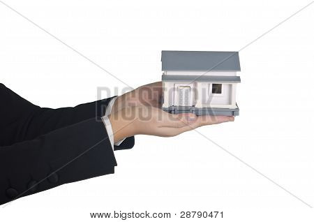 offering a house