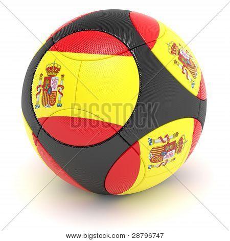 Spanish Soccer Ball