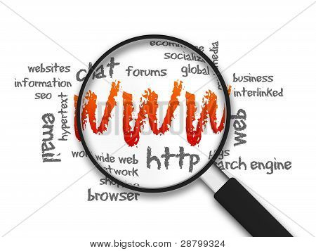 Magnifying Glass - Www