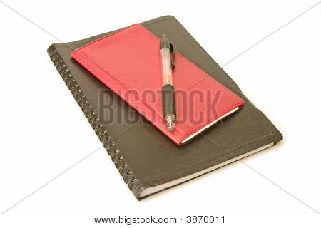 Check Book Pen And Address