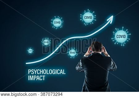Growing Psychological Impact Of Covid-19 And Frequent Reading News And Reports About Covid. The Psyc
