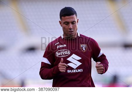 Torino, Italy. 26th September 2020. Armando Izzo Of Torino Fc   During The The Serie A Match  Betwee