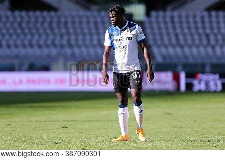 Torino, Italy. 26th September 2020. Duvan Zapata Of  Atalanta Bergamasca Calcio During The Serie A M