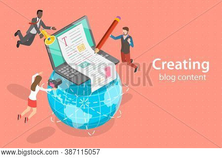 Creative Blogging, Content Marketing Strategy, Commercial Blog Posting And Copywriting.