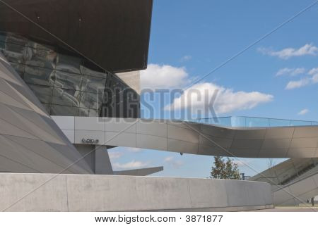 Architectural Detail Of Welt