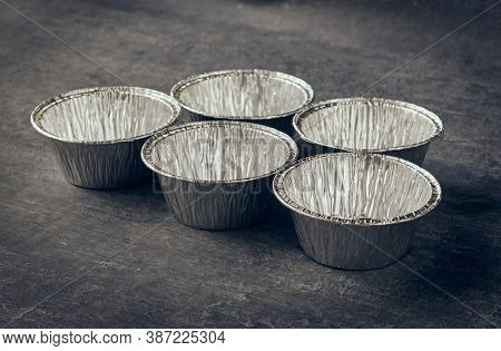 Foil Moulds For Dough In Vintage Styling