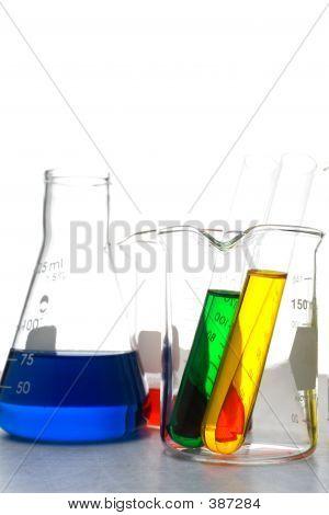Medical Beakers