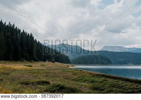 Black Lake, Durmitor National Park, Zabljak, Montenegro