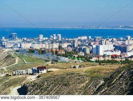 The City Of Anapa. Krasnodar Region. Russia. Panorama