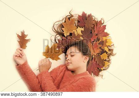 Haircare Tips Add To Fall Routine. Fall Season. Shampoo Care. Fall Is Here. Organic Mask. Little Gir